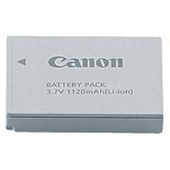 Canon NB-5L - NB-5L Lithium Ion Battery - Li-Ion battery Pack, 1120mAh