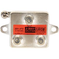 Steren 201-272 - 1GHz 130dB 2-Way Vertical Splitter