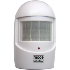 Mace 80357 - Wireless PIR Motion Detection Sensor for the Mace 80355 Wireless Home Security System