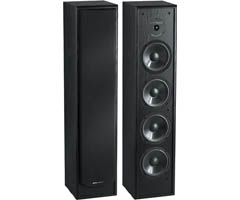 "BIC America DV-84 - 8""  2-Way 250-Watt Tower Speaker"