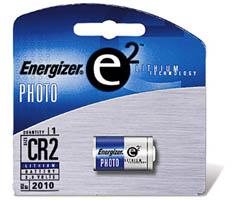 Energizer EL-CR2 - CR2 Advanced Photo Lithium Battery Retail Pack - Single