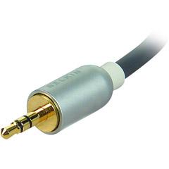 PureAV by Belkin AV20601-06 - 6' Blue Series 3.5mm Stereo Mini-Dubbing Cord
