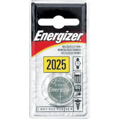 Energizer ECR-2025BP - 3V Lithium Button Cell Battery Retail Pack - Single