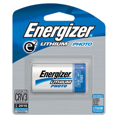Energizer EL-CRV3BP - CVR3 Advanced Photo Lithium Battery Retail Pack - Single