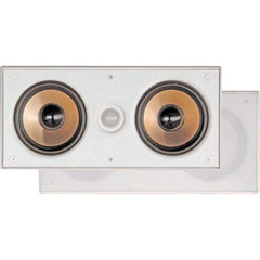 "Pyle PDIWCS62 - Dual 6.5"" 360-Watt 2-Way In-Wall LCR Speaker"