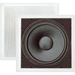 "Pyle PDIWS10 - 10"" 360-Watt In-Wall High Power Subwoofer"